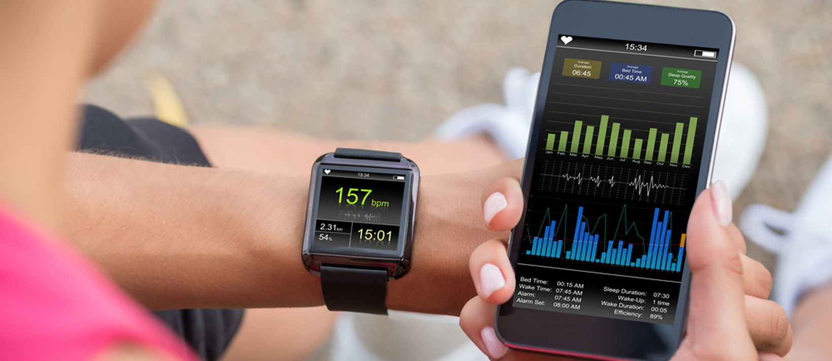 Wearables and Apps-How to Track Your Body